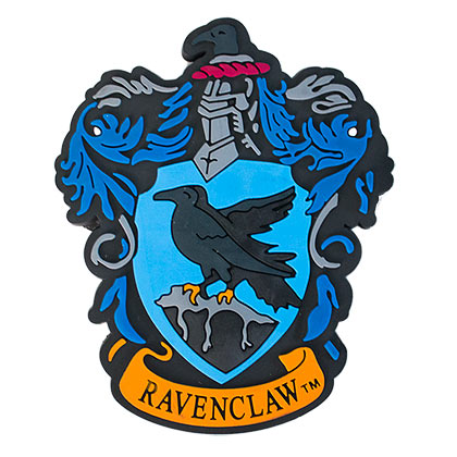 Harry Potter Rubber Ravenclaw Magnet