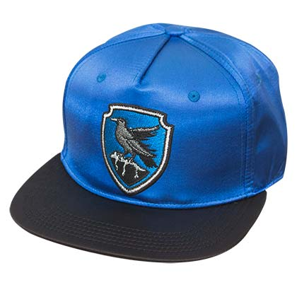 Harry Potter Blue Satin Ravenclaw Hat