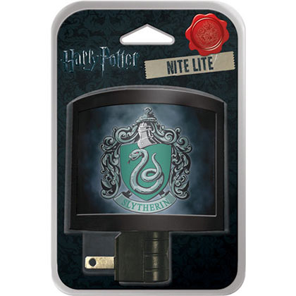 Harry Potter Slytherin Insignia Night Light