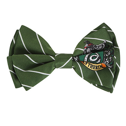 Harry Potter Slytherin Green Bow Tie