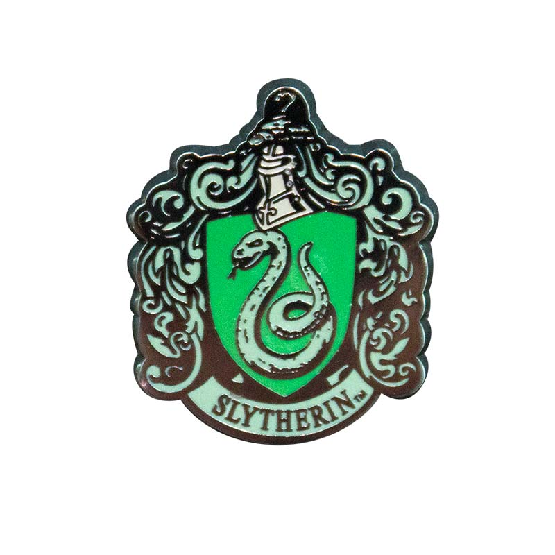 harry potter slytherin logo lapel pin tvmoviedepotcom