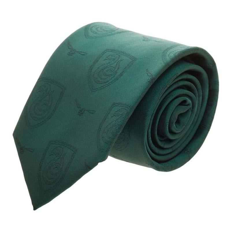 Harry Potter Slytherin Neck Tie