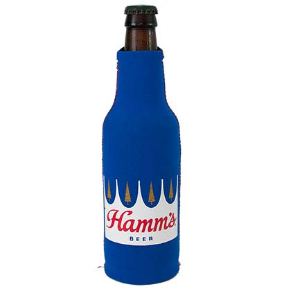 Hamm's Crown Bottle Cooler Suit
