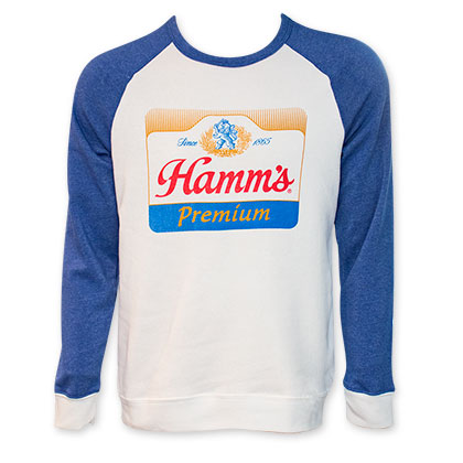 Hamm S Beer Can Shirt