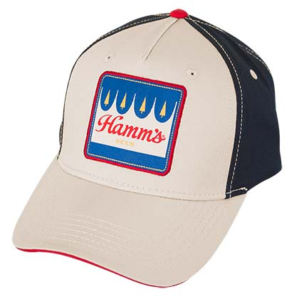 Hamm's Two-Tone Hat