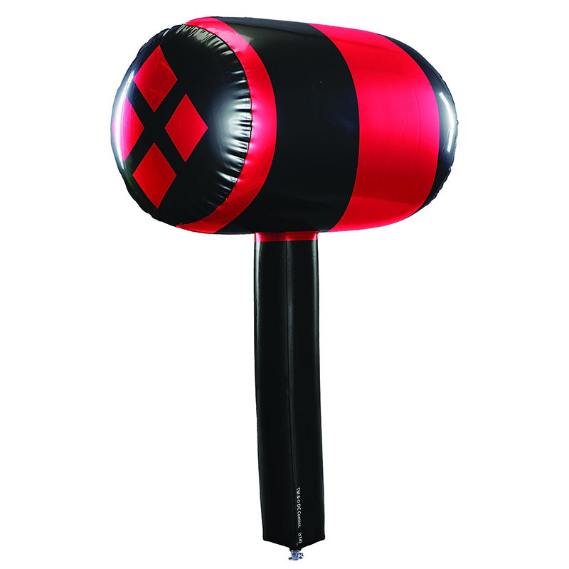 Harley Quinn Inflatable Mallet Costume Accessory