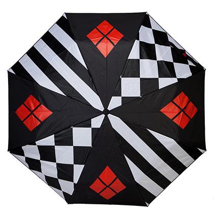 Harley Quinn Compact Umbrella