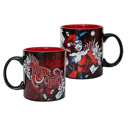 Harley Quinn Comic Mug