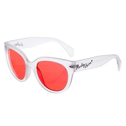 Harley Quinn Clear Sunglasses