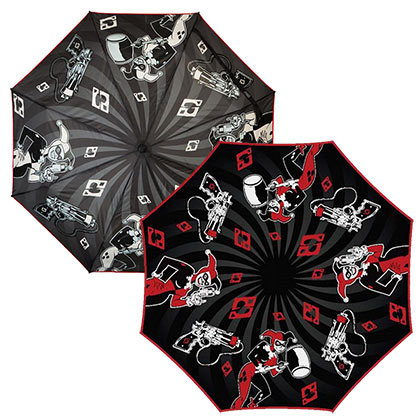 Harley Quinn Color Changing Umbrella