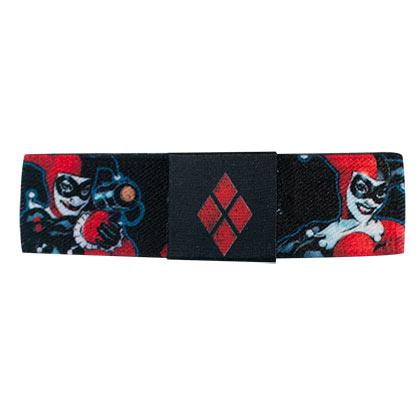 Harley Quinn Gun Point Elastic Bracelet