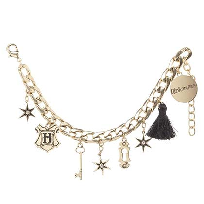 Harry Potter Icons Alohamora Charm Bracelet