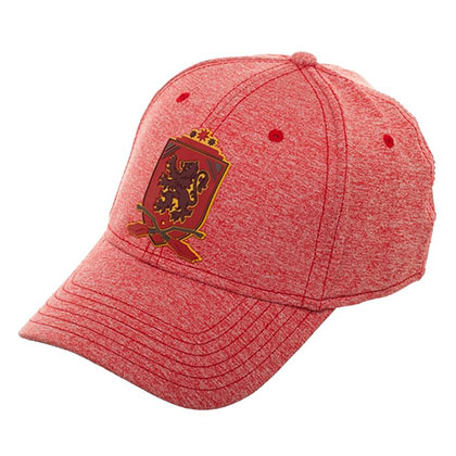 Harry Potter Gryffindor Red Flexfit Hat