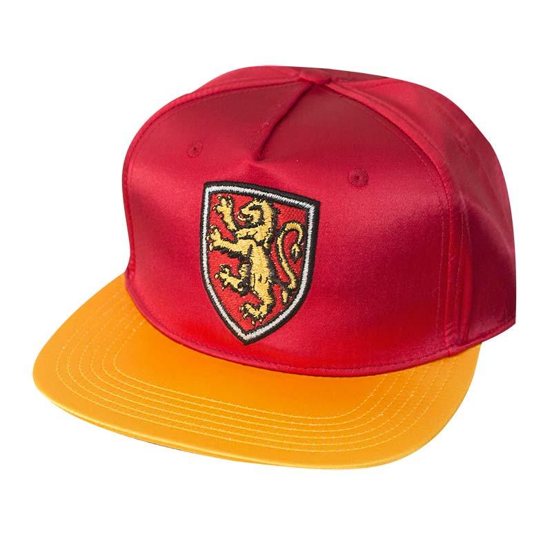 Harry Potter Gryffindor Satin Snapback Hat