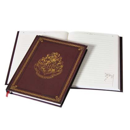 Harry Potter Hard Cover Hogwarts Notebook