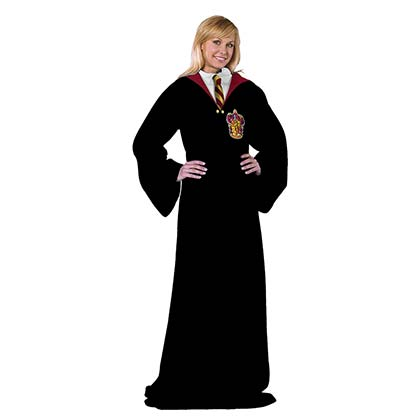 Harry Potter Adult Hogwarts Robe Snuggie