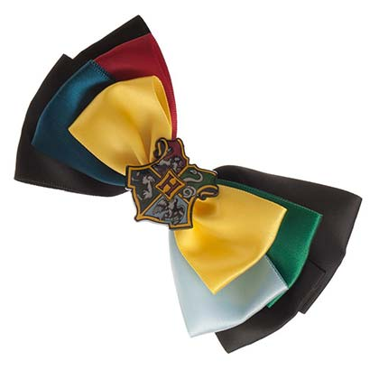 Harry Potter Ladies Hogwarts Hair Bow
