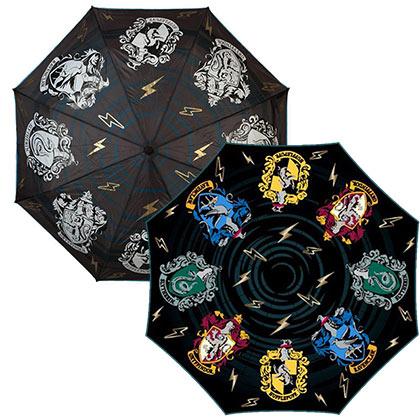 Harry Potter Liquid Reactive Color Changing Umbrella