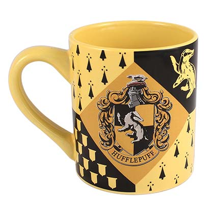 Harry Potter Hufflepuff House Mug