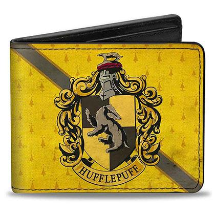 Harry Potter Hufflepuff Bifold Wallet