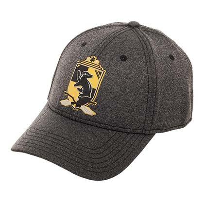 Harry Potter Hufflepuff Grey Flexfit Hat