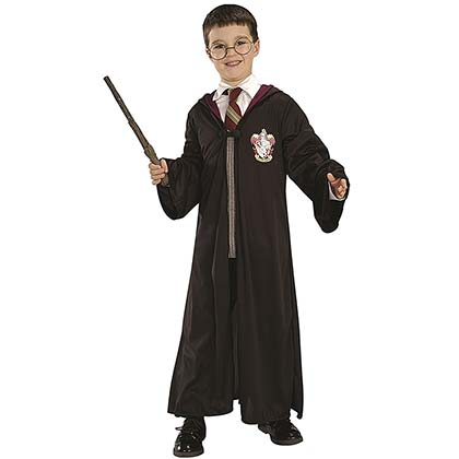 Harry Potter Youth Wizard Costume Kit