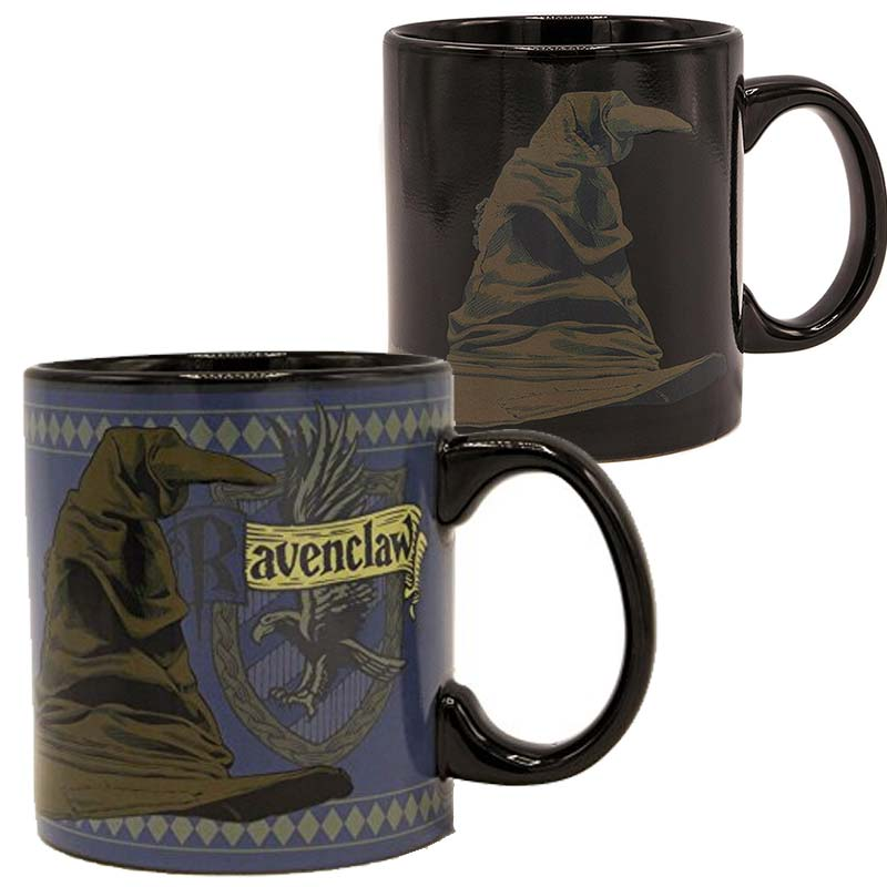Harry Potter Sorting Hat Ravenclaw 20oz Color Change Mug
