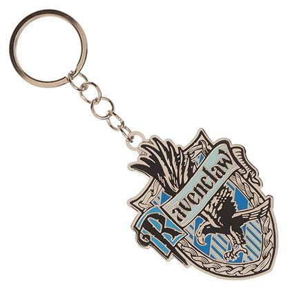 Harry Potter Ravenclaw Metal Enamel Keychain