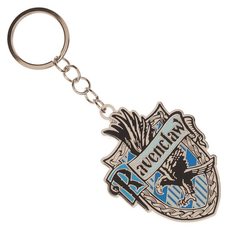Harry Potter Ravenclaw Metal Keychain