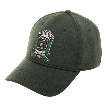 Harry Potter Slytherin Green Flexfit Hat