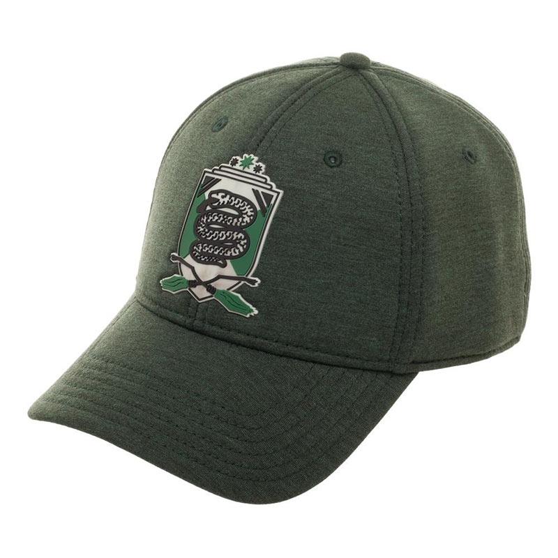 Harry Potter Green Slytherin Flexfit Hat