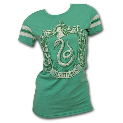 Harry Potter Slytherin House Women's Shirt