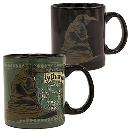 Harry Potter Sorting Hat Slytherin 20oz Color Heat Change Mug