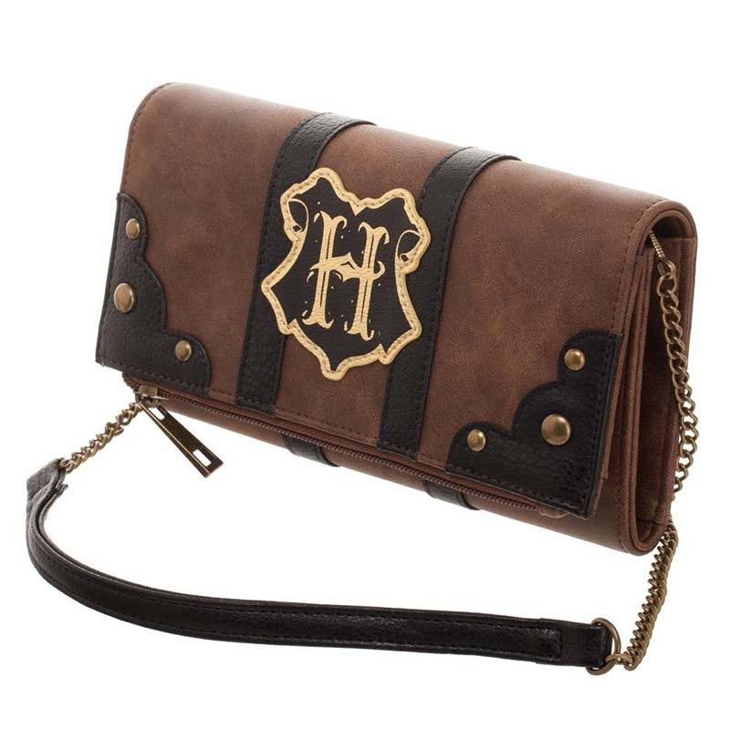 Harry Potter Trunk Inspired Clutch Purse