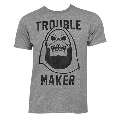 Masters of The Universe Skeletor Trouble Maker T-Shirt