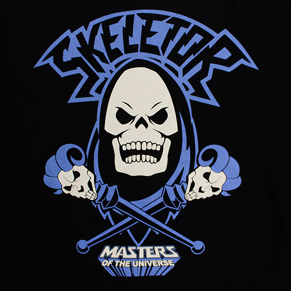 He-Man: Masters Of The Universe Skeletor Crossbones T-Shirt