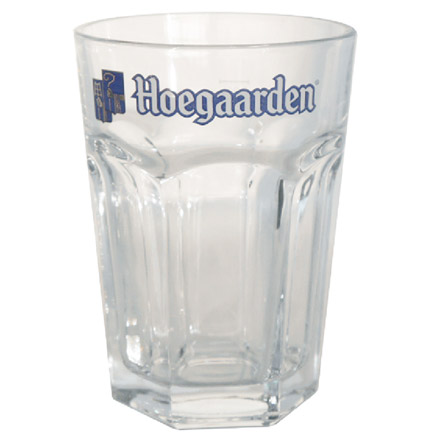 Hoegaarden Beer 11oz Tumbler Glass