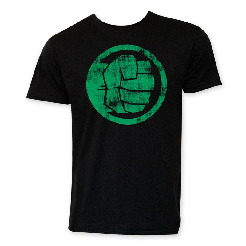 c1dcf6bf3 item was added to your cart. Item. Price. Hulk Black Circle Logo T-Shirt