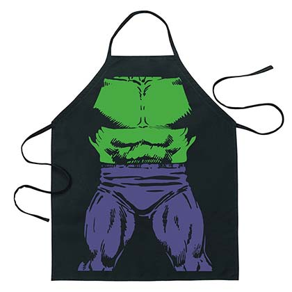 Marvel The Incredible Hulk Apron