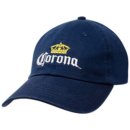 Corona Navy Blue Summer Dad Hat