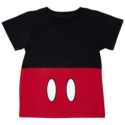 Mickey Mouse Toddler Costume Tee Shirt