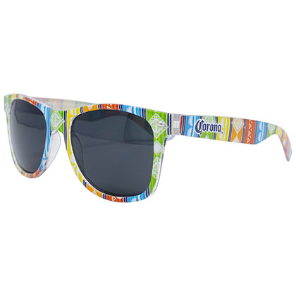 Corona Multi-Colored Serape Sunglasses