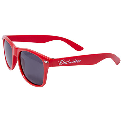 Budweiser This Bud's For You Red Sunglasses