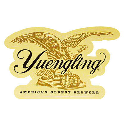Yuengling Golden Eagle Bumper Sticker