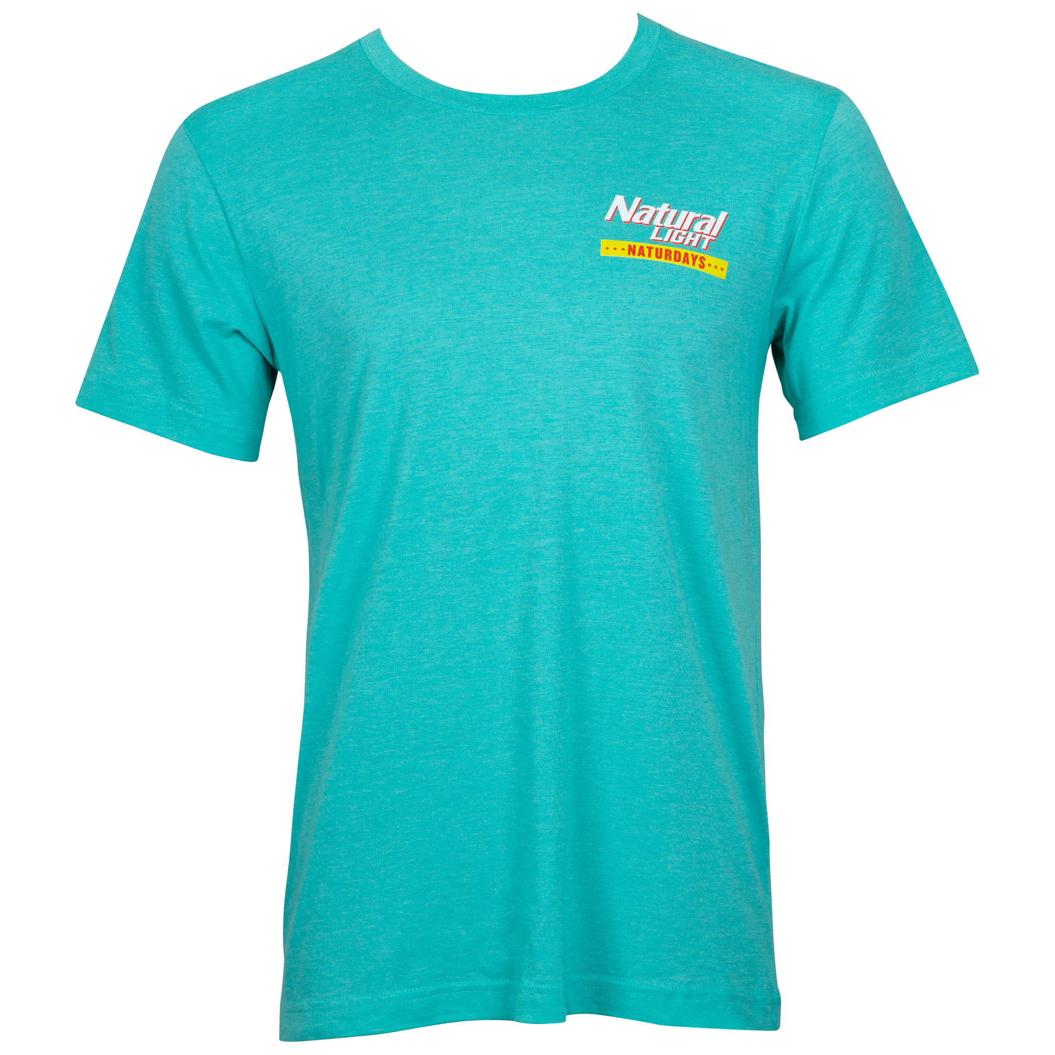 Natural Light Green Natty Naturdays Men's T-Shirt