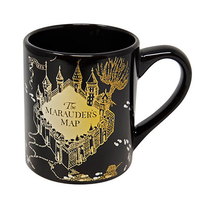 Harry Potter 14 Ounce Marauder's Map Mug