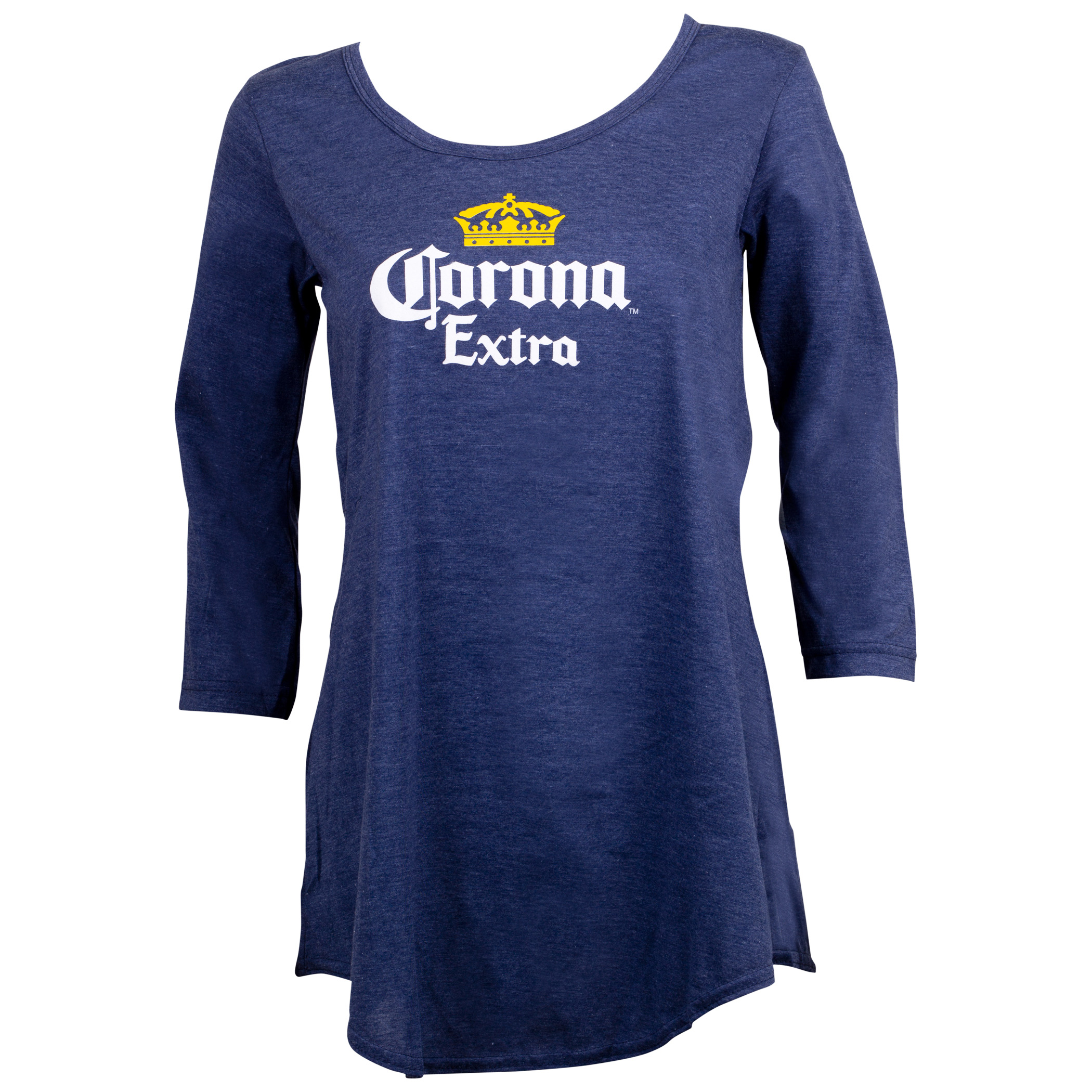 Corona Long Sleeve Women's Shirt