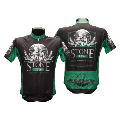 Stone Brewing IPA Cycling Jersey