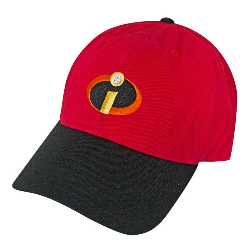 The Incredibles Logo Adjustable Hat