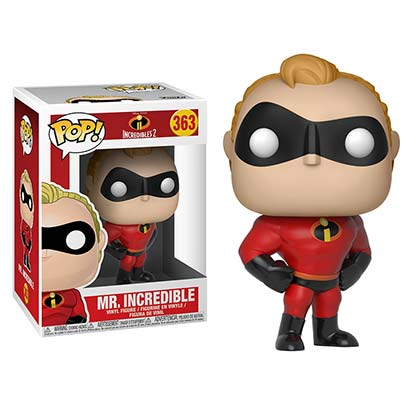 Incredibles 2 Mr. Incredible Funko Pop Vinyl Figure